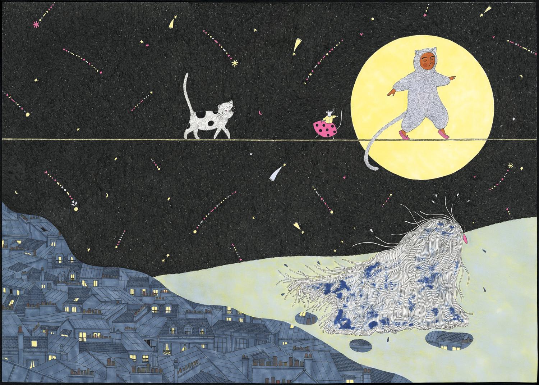 Une nuit à pas de velours #8 | Une nuit à pas de velours #8 | Fanny Ducassé