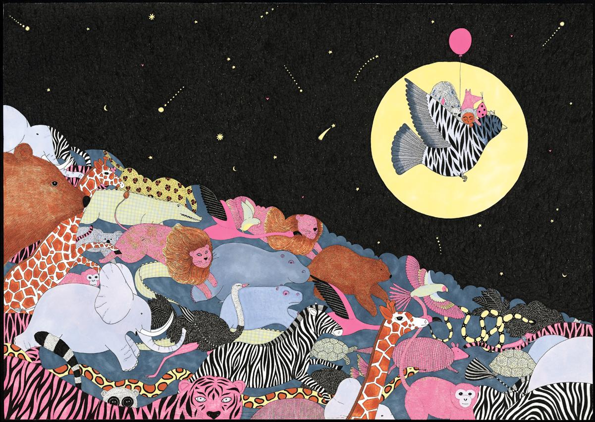 Une nuit à pas de velours #15 | Une nuit à pas de velours #15 | Fanny Ducassé