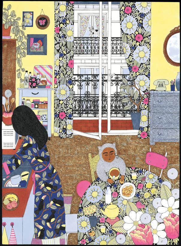 Une nuit à pas de velours #16   Une nuit à pas de velours #16   Fanny Ducassé