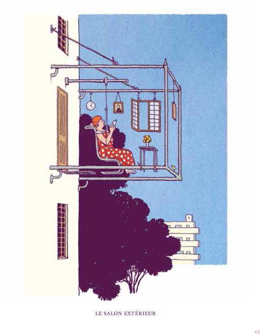 page 23 | Survivre chez soi | L'art du confinement