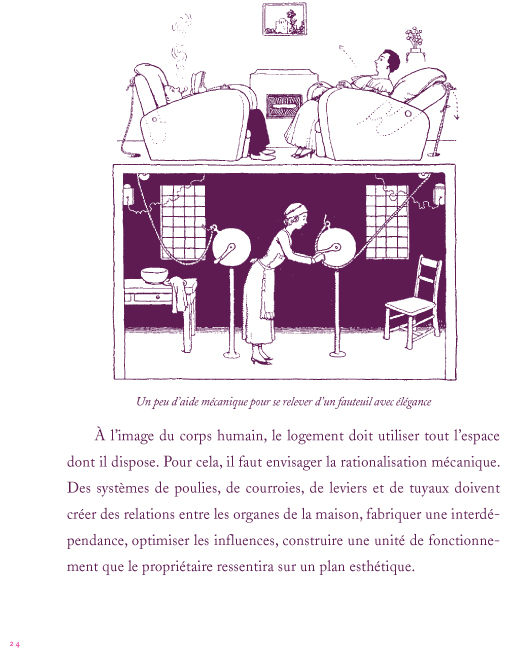 page 24 | Survivre chez soi | L'art du confinement