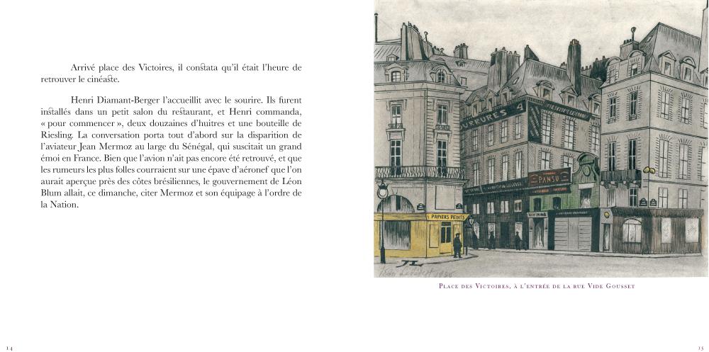 pp 14-15 | Le faussaire |