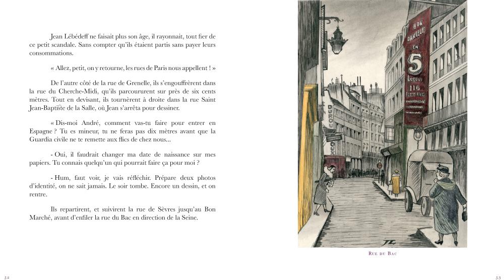 pp 52-53 | Le faussaire |