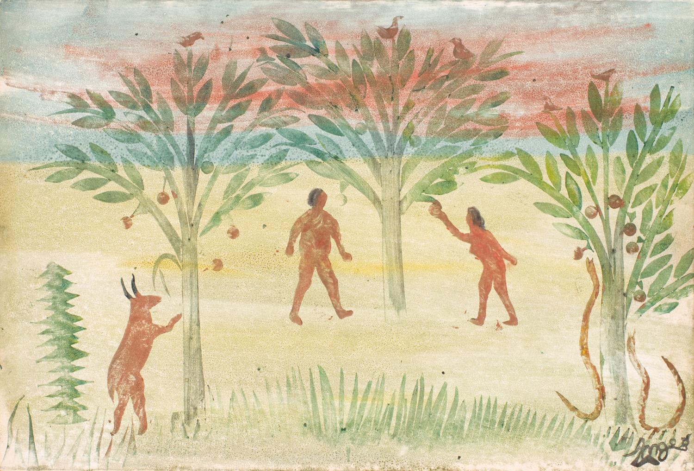 La pomme | La pomme | Atelier Ange Boaretto