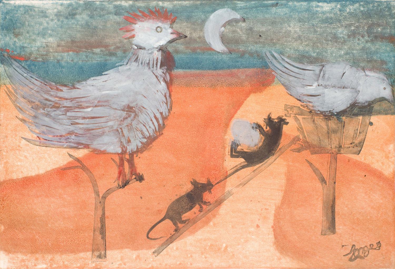 Les oiseaux | Les oiseaux | Atelier Ange Boaretto