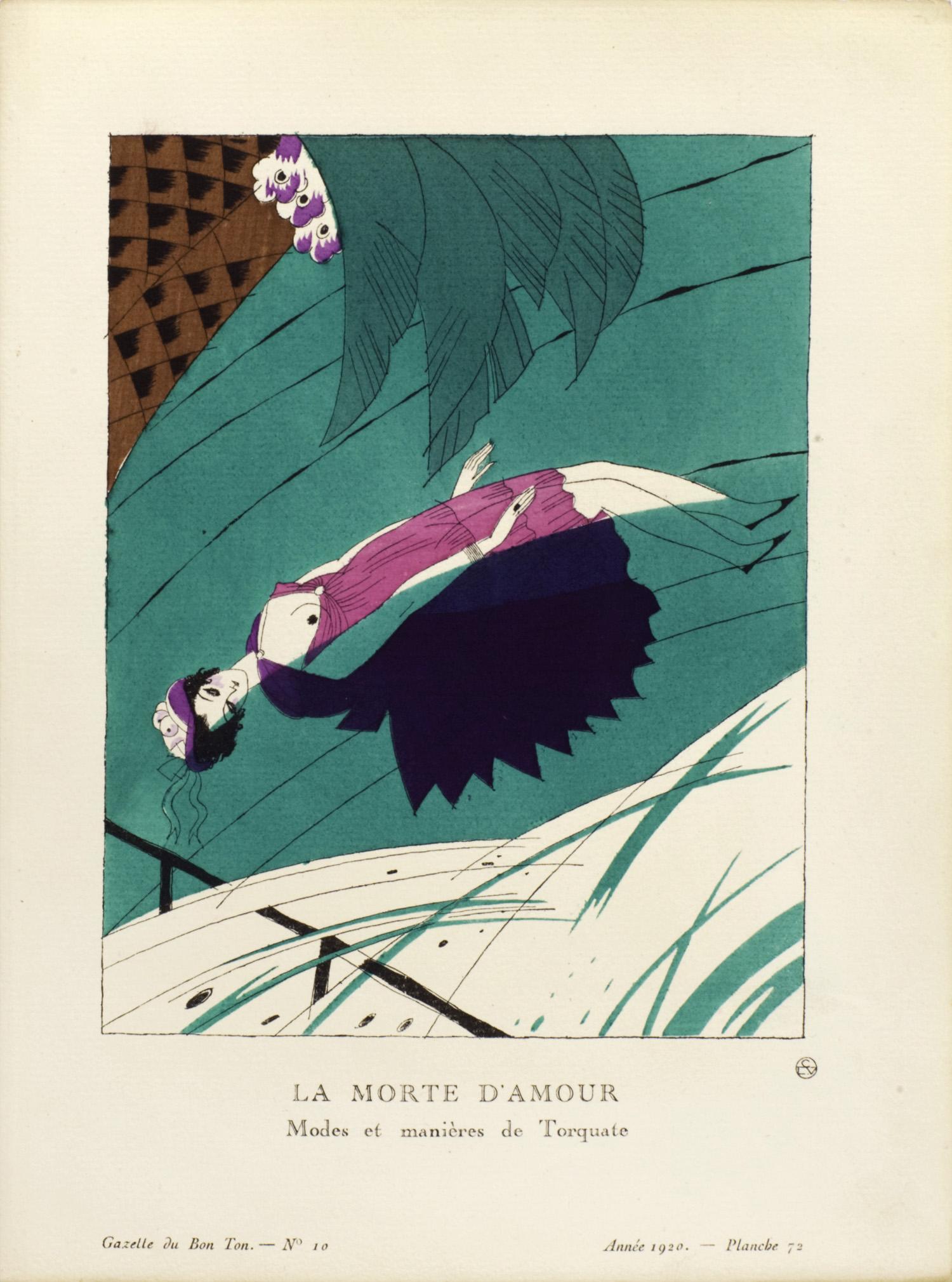 La Morte d'amour | La Morte d'Amour | Charles Martin