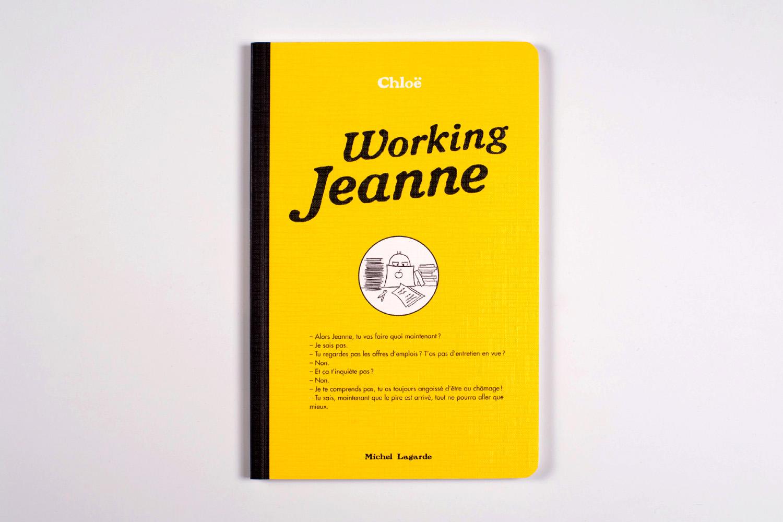 Working Jeanne | Working Jeanne |
