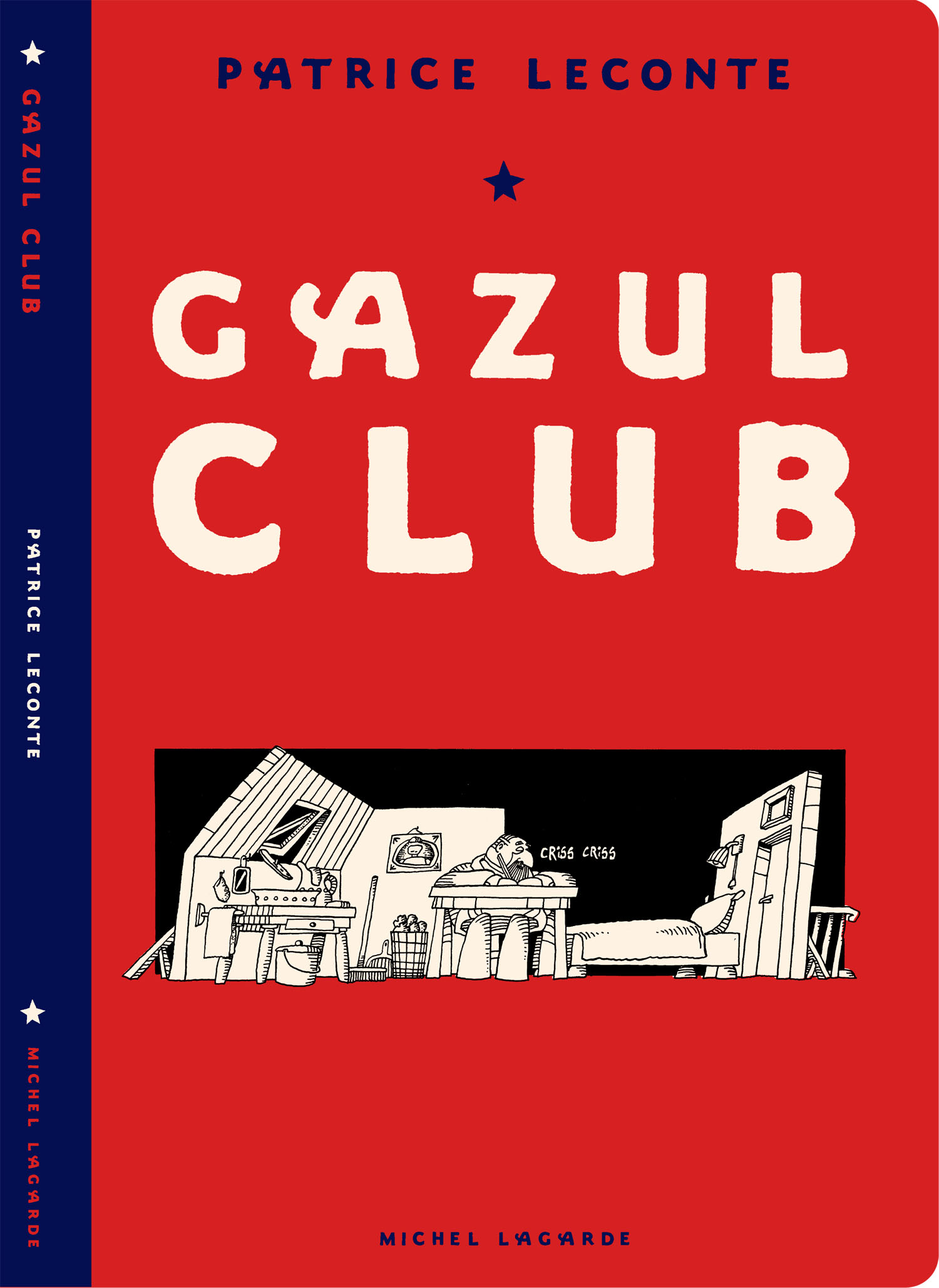 Couverture Gazul Club | Gazul Club |