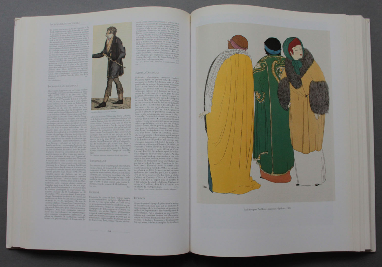 page intérieure | Dictionnaire de la Mode au XXeme siècle | Editions du Regard