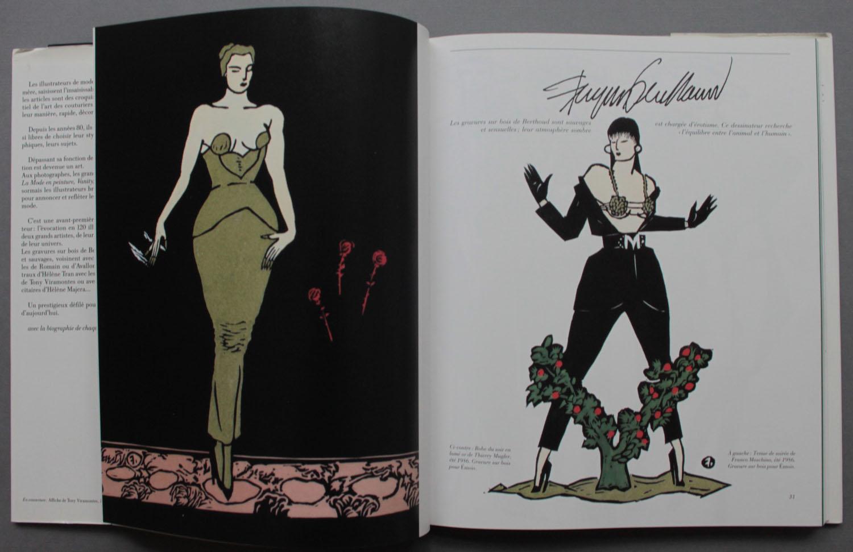 page intérieure | L'illustration de mode aujourd'hui | Livre