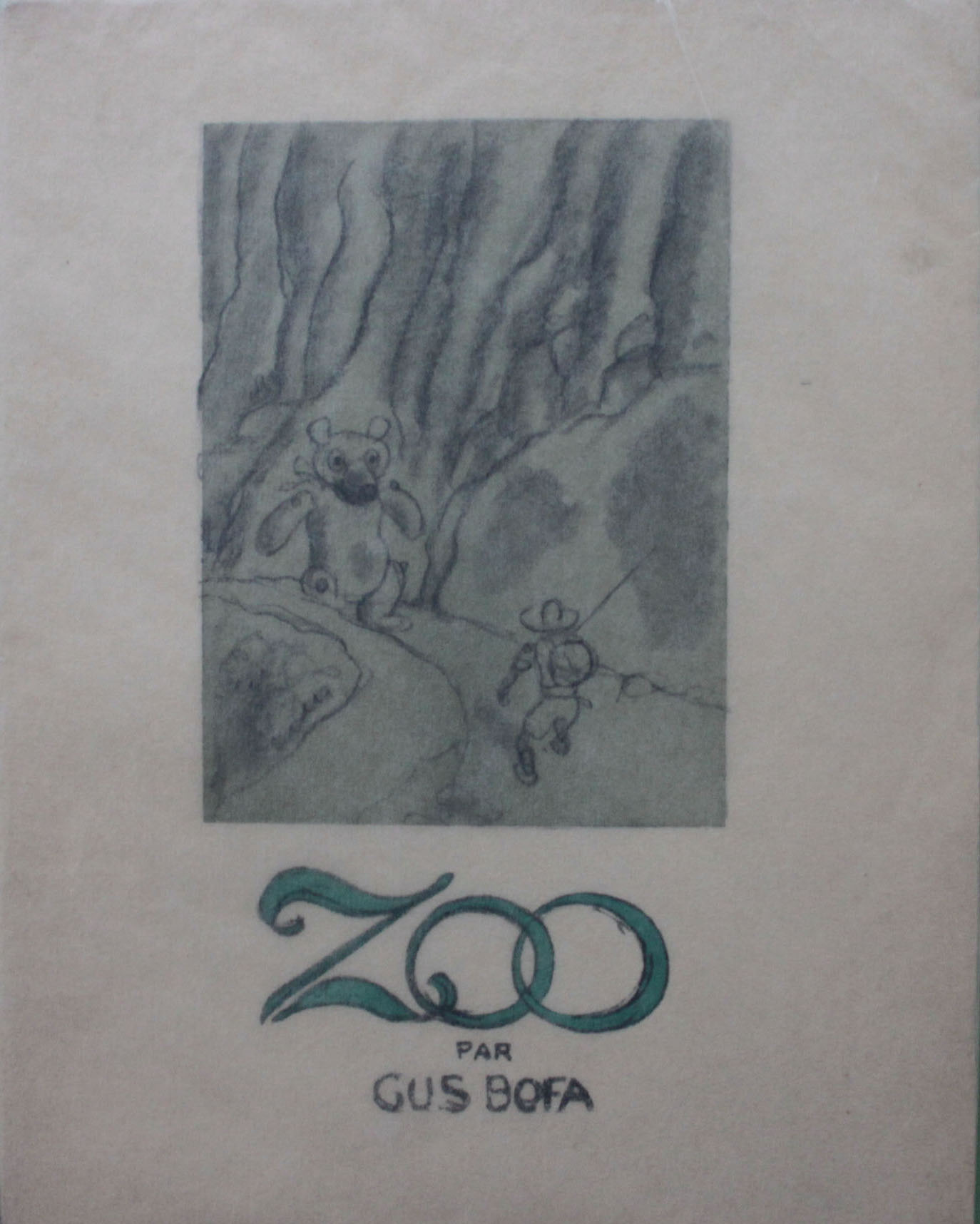 couverture | Zoo | Livre