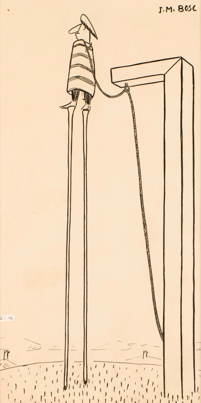 L'échassier | Jean-Maurice Bosc |