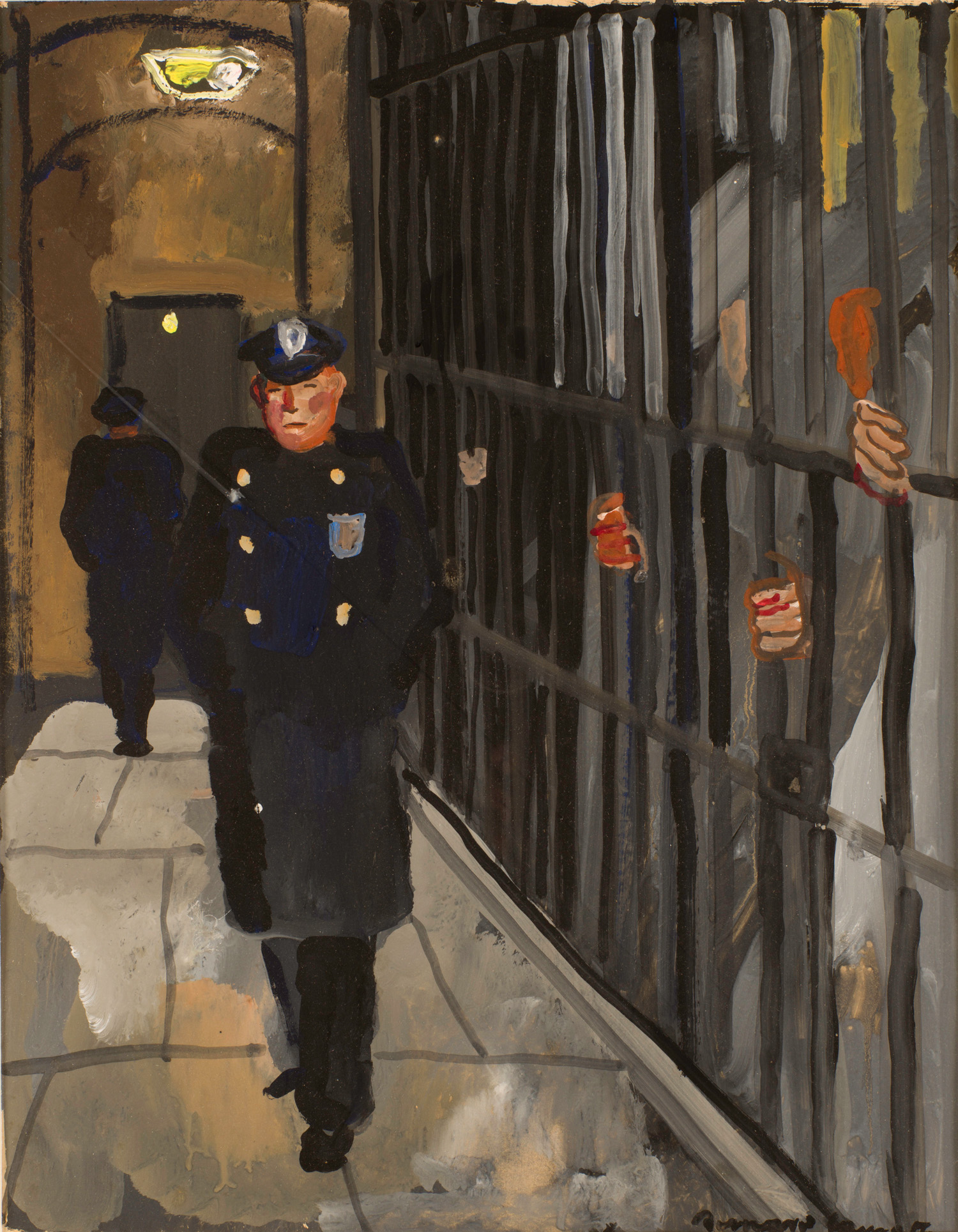 La prison | Anonyme | La Prison