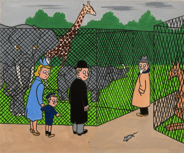 Zoo | Maurice Henry |