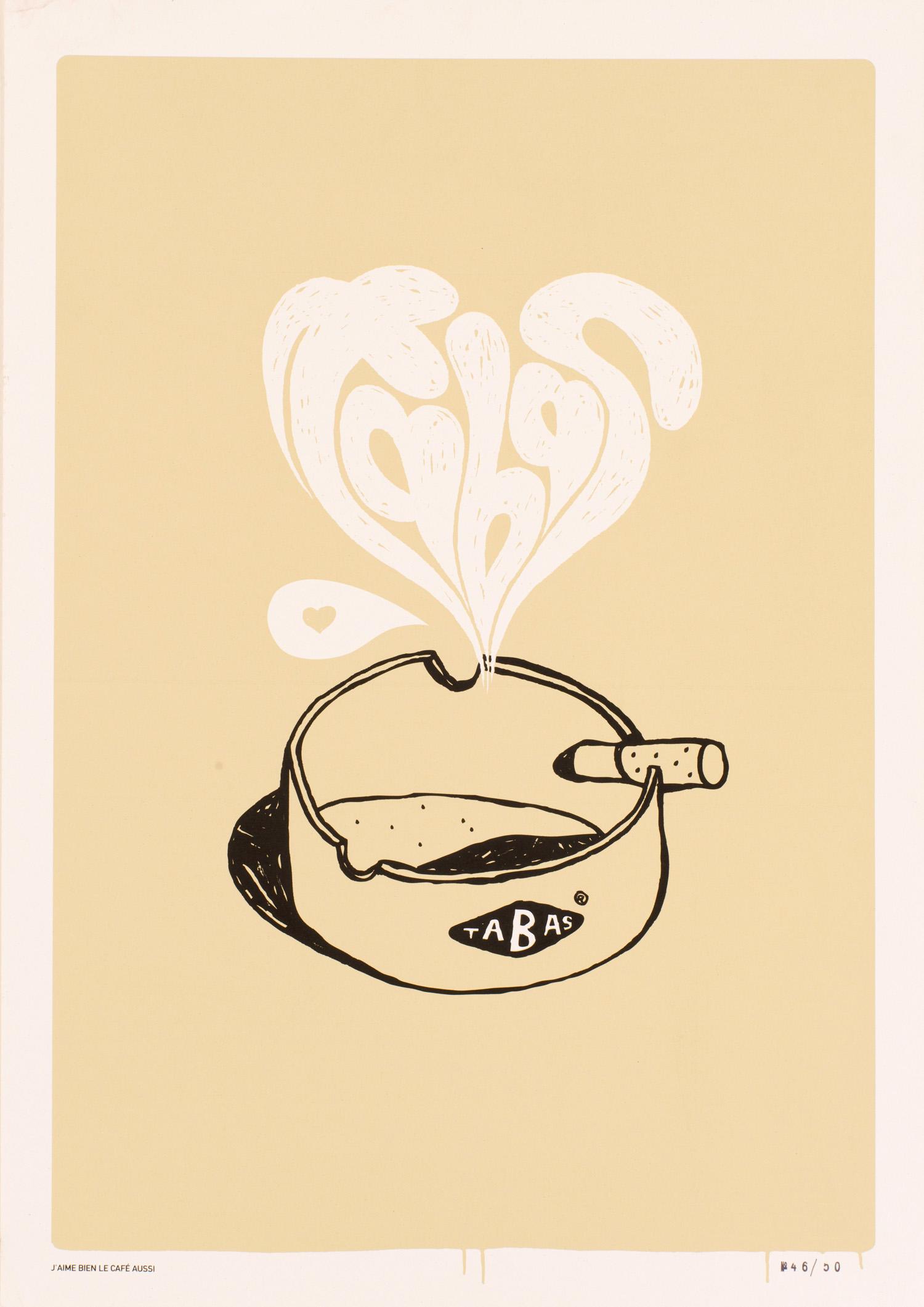 Tabas | Tabas | J'aime bien le café aussi