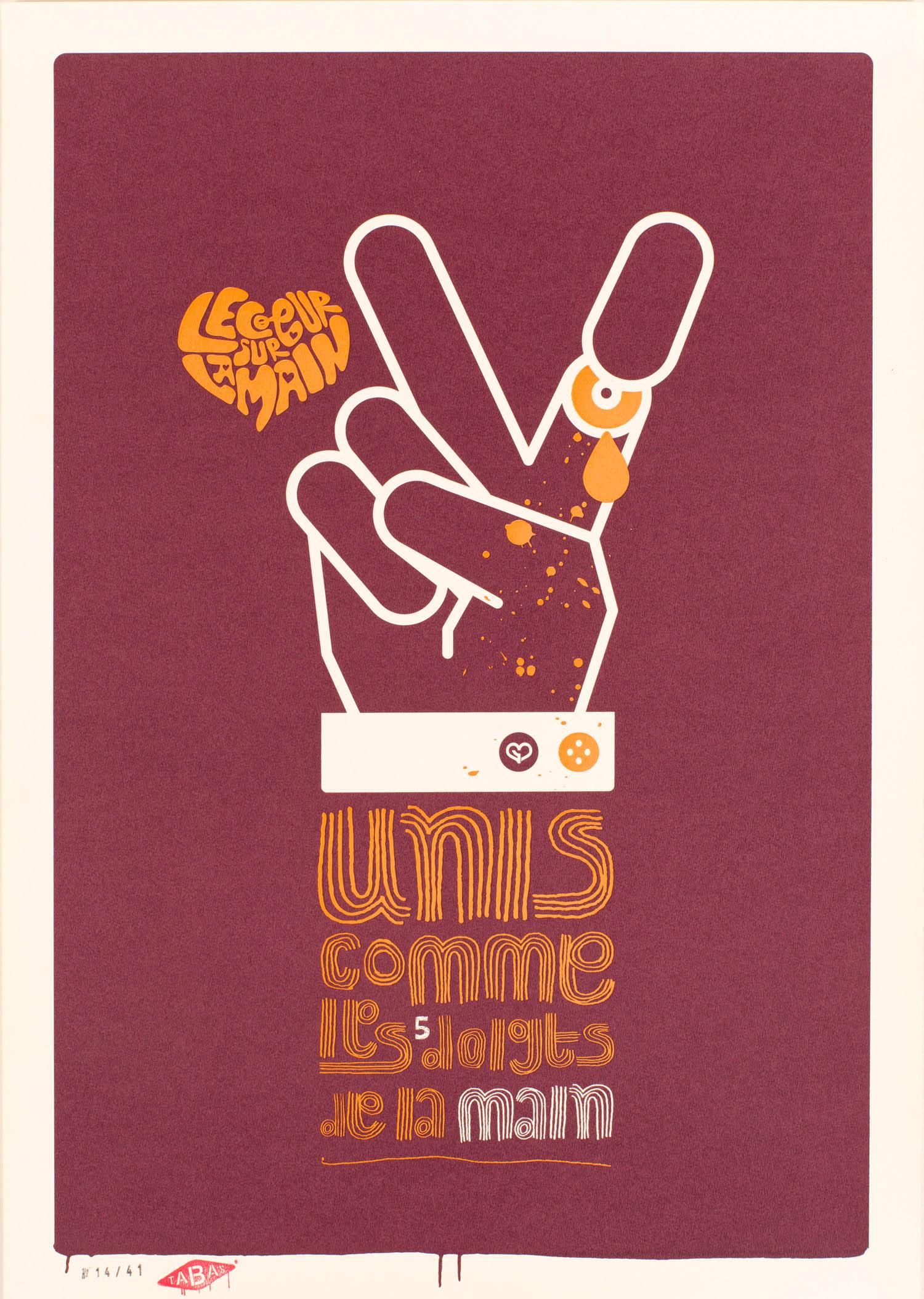 Tabas | Tabas | Unis comme les doigts de la main