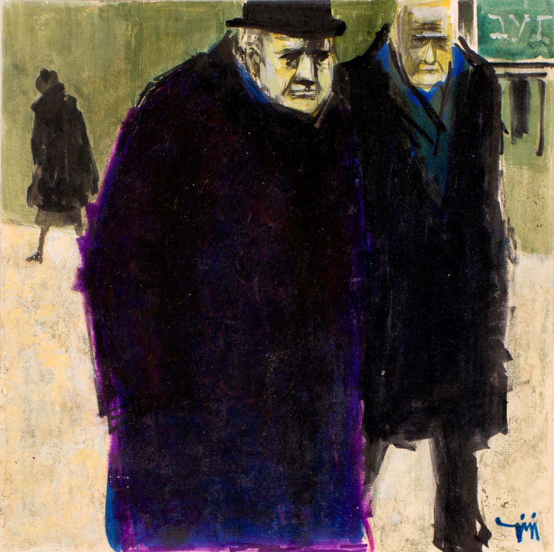 Hommes en noir | Hommes en noir | Robert Gigi
