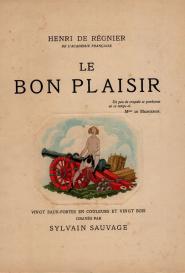 Sylvain Sauvage Le Bon Plaisir