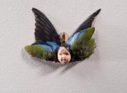Maïssa Toulet Angelots à plumes