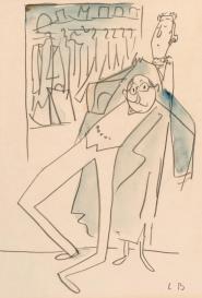 Ludwig Bemelmans Essayage