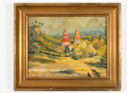 Vincent Pianina Tableau de L'île 41