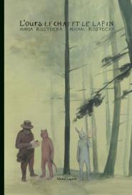 Bande dessinée L'ours le chat et le lapin