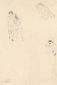 Seconde étude féminine Marcel Vertès