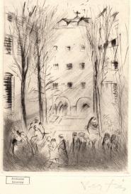 Prison pour femmes de Saint-Lazare Marcel Vertès