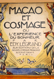 Edy Legrand (Édouard-Léon-Louis Legrand dit) Macao et Cosmage ou l'expérience du bonheur