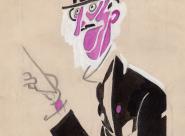 Gus Bofa Affiche du Salon de l'Araignée