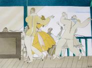 Charles Martin Le tango