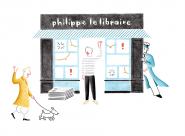 Federica Del Proposto Philippe le Libraire