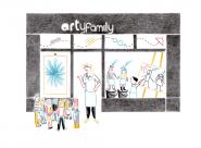 Federica Del Proposto Arty Family