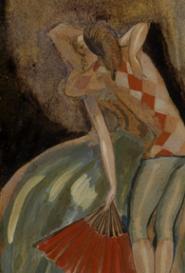 Benito Arlequin, Pierrot et Colombine