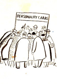 Roger Duvoisin Personality Cards