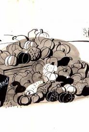 Roger Duvoisin Pumpkins