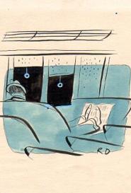 Roger Duvoisin Voyage en train