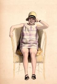 La jeune fille Armand Vallée