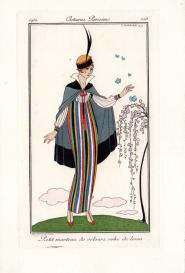 Costumes Parisiens planche n°150 Costumes parisiens