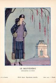 Le Belvédère Gazette du bon ton n°7