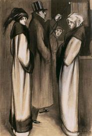 Georges Drechsler La servante