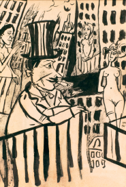 Frans Masereel Le Capitaliste