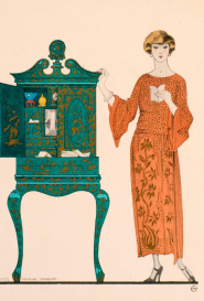 Georges Barbier Gazette du Bon Ton