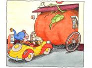 Le Parking - Les Coulisses du Livre Jeunesse Gilles Bachelet