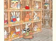 L'élevage de lapins - Les Coulisses du Livre Jeunesse Gilles Bachelet