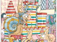 La chambre d'enfants - Le Chevalier de ventre à Terre Gilles Bachelet