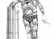 Autoportrait Gilles Bachelet