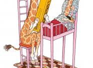 Girafe Une histoire qui …