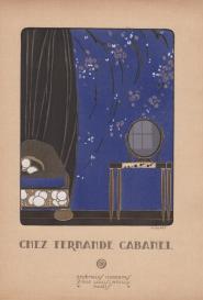 Chez Fernande Cabanel M.Dufet