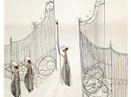 Départ pour le vol nuptial / La vie d'une Reine Colette Portal